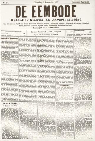 De Eembode 1899-09-02