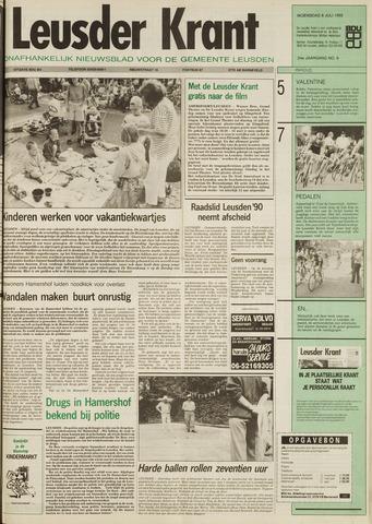 Leusder Krant 1992-07-08