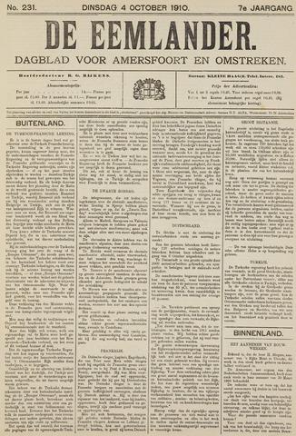 De Eemlander 1910-10-04
