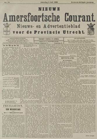 Nieuwe Amersfoortsche Courant 1908-07-04