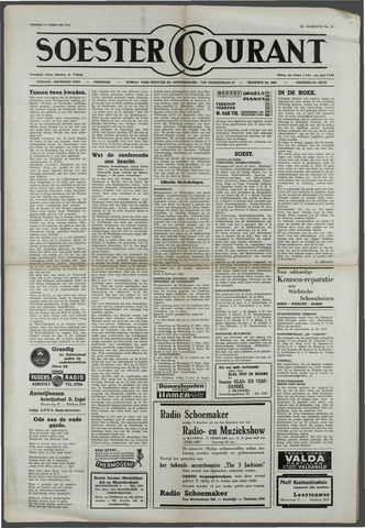 Soester Courant 1954-02-12