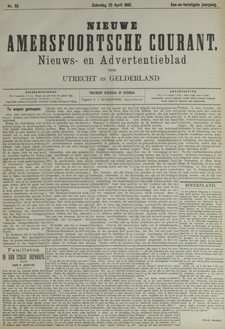 Nieuwe Amersfoortsche Courant 1892-04-23