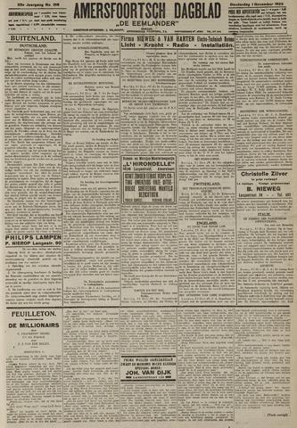 Amersfoortsch Dagblad / De Eemlander 1923-11-01