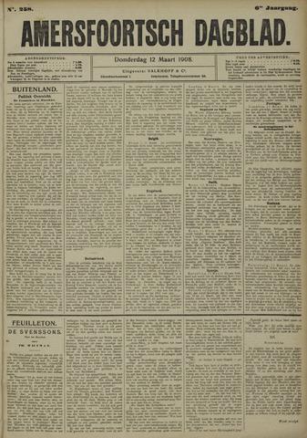 Amersfoortsch Dagblad 1908-03-12