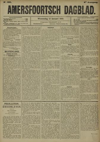 Amersfoortsch Dagblad 1910-01-12