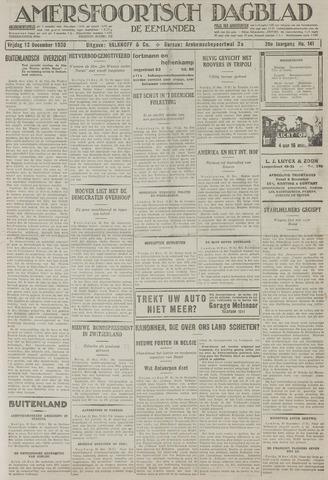 Amersfoortsch Dagblad / De Eemlander 1930-12-12
