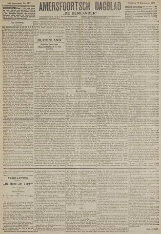 Amersfoortsch Dagblad / De Eemlander 1917-12-18