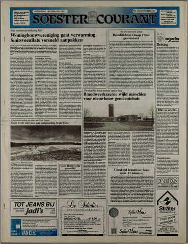 Soester Courant 1987-02-18
