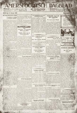 Amersfoortsch Dagblad / De Eemlander 1930-02-13