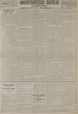 Amersfoortsch Dagblad / De Eemlander 1919-12-04
