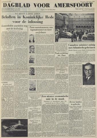 Dagblad voor Amersfoort 1949-12-07