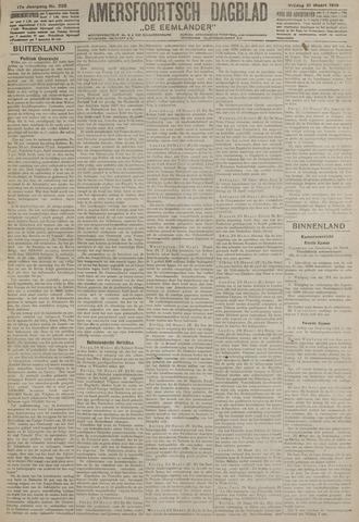 Amersfoortsch Dagblad / De Eemlander 1919-03-21