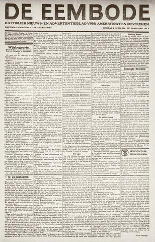 De Eembode 1918-04-02