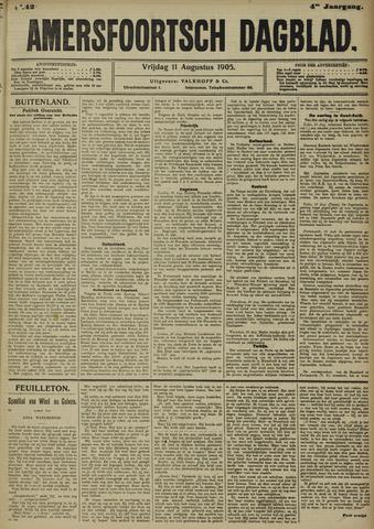 Amersfoortsch Dagblad 1905-08-11