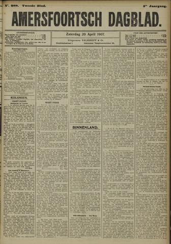 Amersfoortsch Dagblad 1907-04-20