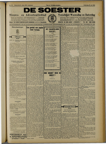 De Soester 1934-07-25
