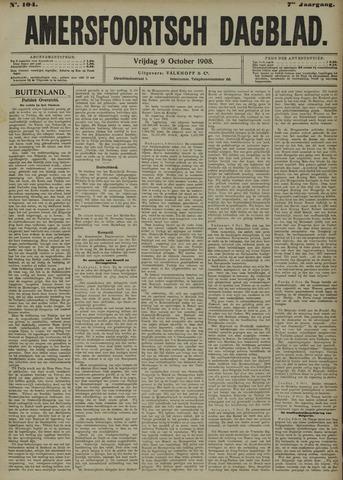 Amersfoortsch Dagblad 1908-10-09