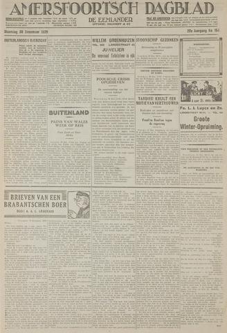 Amersfoortsch Dagblad / De Eemlander 1929-12-30