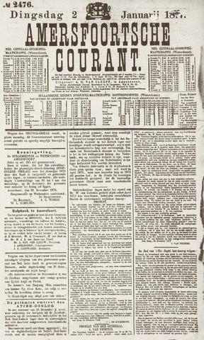 Amersfoortsche Courant 1877