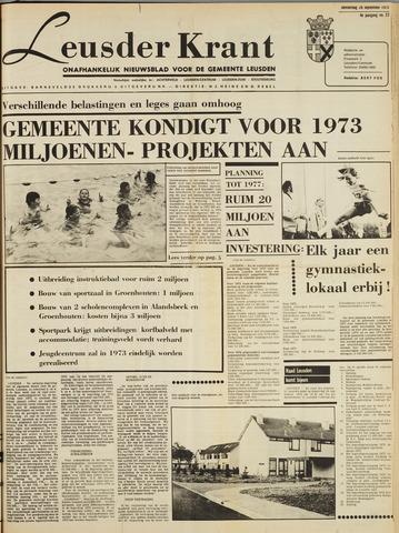 Leusder Krant 1972-09-28