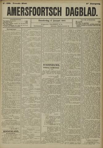 Amersfoortsch Dagblad 1907-01-17