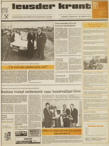 Leusder Krant 1991-01-16