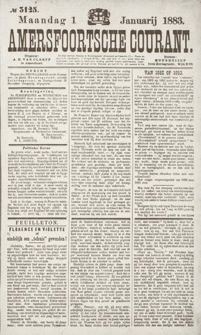 Amersfoortsche Courant 1883