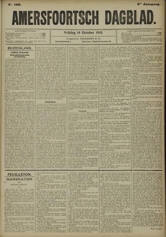 Amersfoortsch Dagblad 1910-10-14
