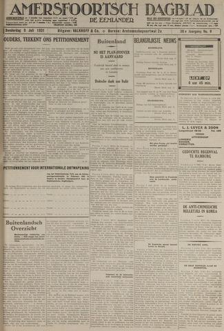 Amersfoortsch Dagblad / De Eemlander 1931-07-09