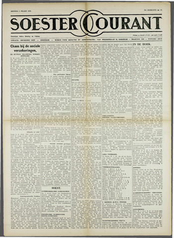 Soester Courant 1959-03-03