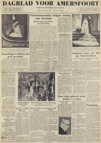 Dagblad voor Amersfoort 1947-11-21