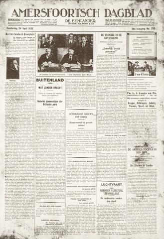 Amersfoortsch Dagblad / De Eemlander 1930-04-24