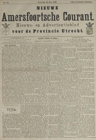 Nieuwe Amersfoortsche Courant 1896-06-20