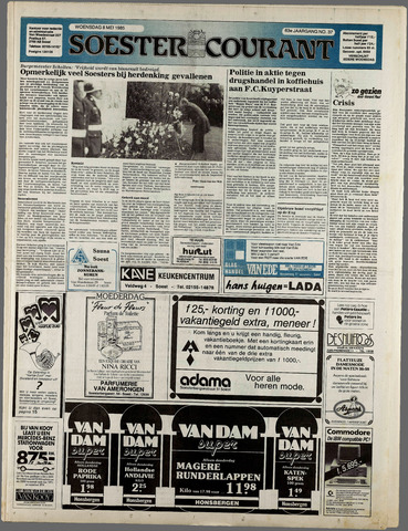 Soester Courant 1985-05-08