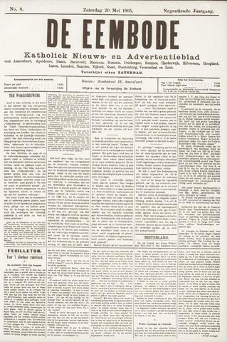 De Eembode 1905-05-20