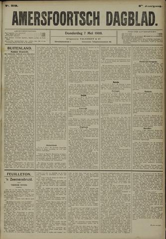 Amersfoortsch Dagblad 1908-05-07
