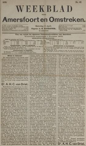 Weekblad voor Amersfoort en Omstreken 1873-04-05