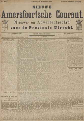 Nieuwe Amersfoortsche Courant 1898-12-31