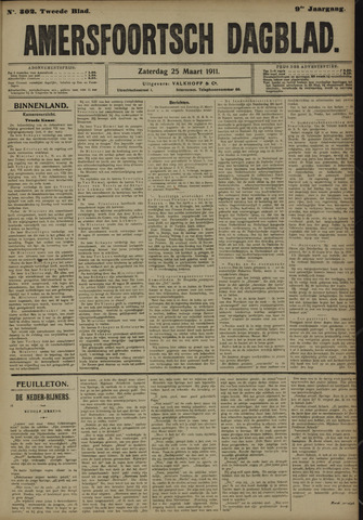 Amersfoortsch Dagblad 1911-03-25