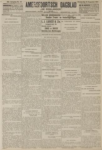 Amersfoortsch Dagblad / De Eemlander 1927-08-18