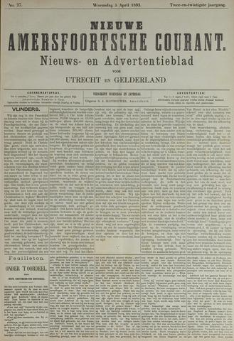 Nieuwe Amersfoortsche Courant 1893-04-05