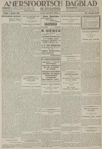 Amersfoortsch Dagblad / De Eemlander 1928-10-05