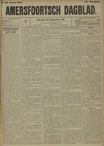 Amersfoortsch Dagblad 1911-09-30