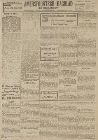 Amersfoortsch Dagblad / De Eemlander 1922-07-22