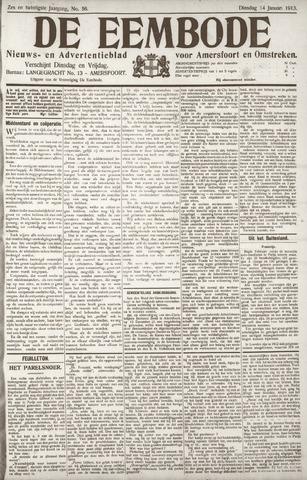 De Eembode 1913-01-14
