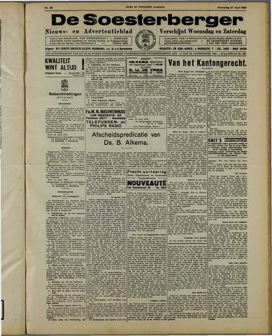 De Soester 1938-04-27