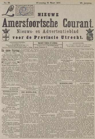 Nieuwe Amersfoortsche Courant 1917-03-21