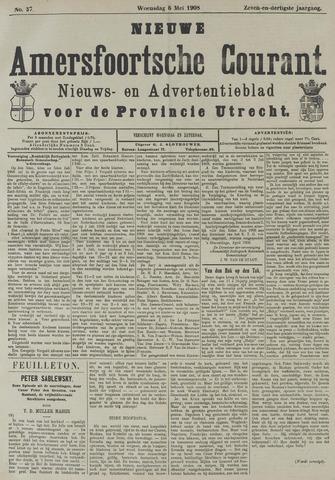 Nieuwe Amersfoortsche Courant 1908-05-06