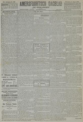 Amersfoortsch Dagblad / De Eemlander 1922-03-22