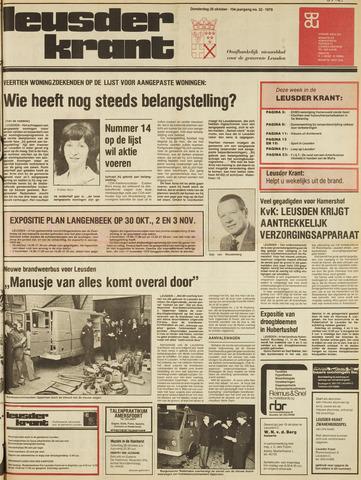 Leusder Krant 1978-10-26